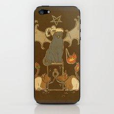 Muroidea Rat Tarot- The Devil iPhone & iPod Skin