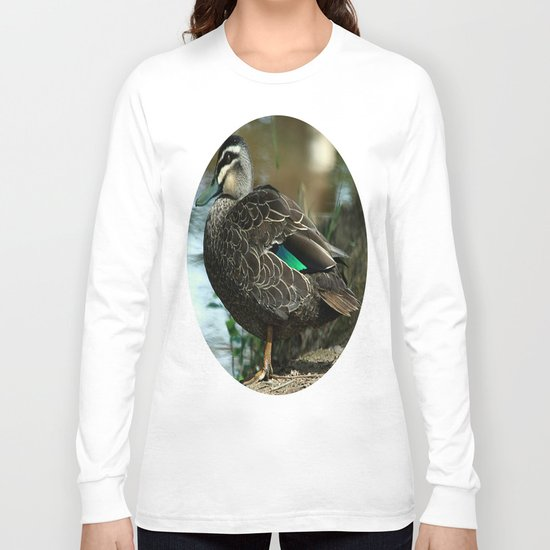 King of the Lake Long Sleeve T-shirt