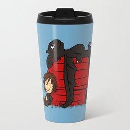 Dragon Peanuts Travel Mug