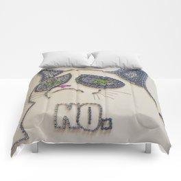 059: Grumpy Feline - 100 Hoopties Comforters