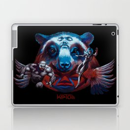 Spectacled Bear Laptop & iPad Skin