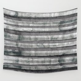 Birch Dust Leather Wall Tapestry