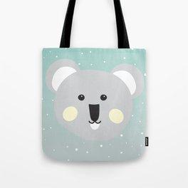 Cute Drop Bear Tote Bag