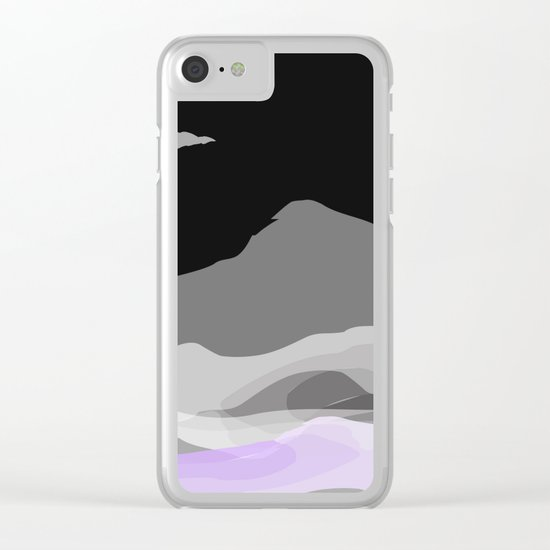 Suggestion 1 Clear iPhone Case