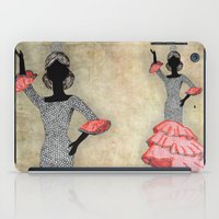 spain iPad Cases featuring Spain by Dany Delarbre