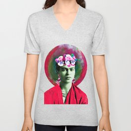 Frida Love's Freeda Unisex V-Neck