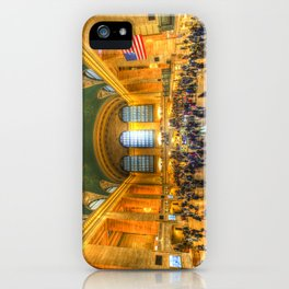 Grand Central Station New York iPhone Case