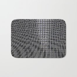Alien Matrix Bath Mat