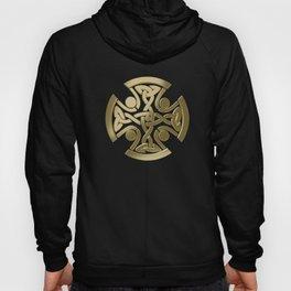 Celtic golden knot Hoody