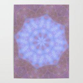 Dreamy Kaleidoscope Poster