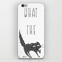 What the CAT iPhone Skin