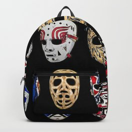 Mask Sequence Backpack