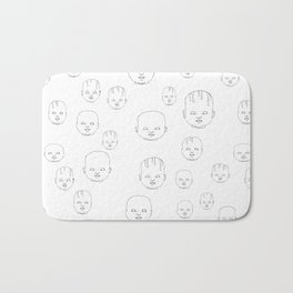 Dolls #2 Bath Mat