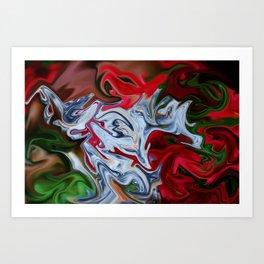 murcury Art Print