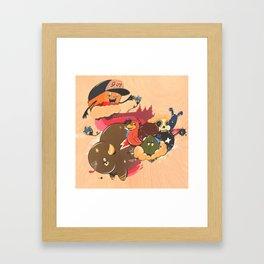 Blooming #1 Framed Art Print