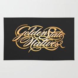 Golden State Natives Rug