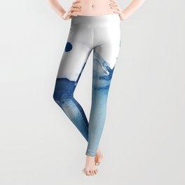 Deep Blue Sea Leggings