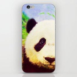 Panda - for iphone iPhone Skin