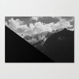 Dance the Alps Canvas Print