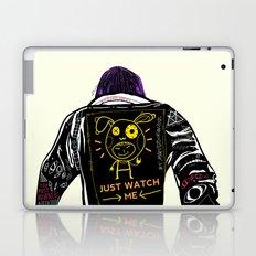 Just watch me Laptop & iPad Skin