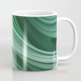 Stranded Strain II. Emerald Green Coffee Mug