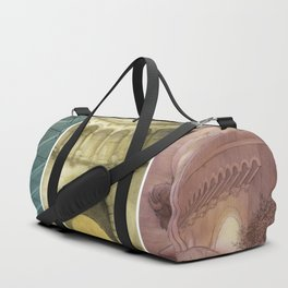 Bufallo Bridge Triptych Duffle Bag