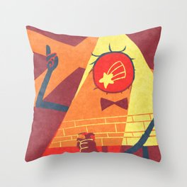 Eenie Meanie Miney You Throw Pillow
