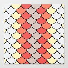 Slice of Bright Canvas Print