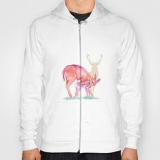 Deer Family Hoody
