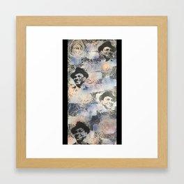 Laverne's Dance Framed Art Print
