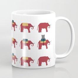 Elephant & Castle Coffee Mug