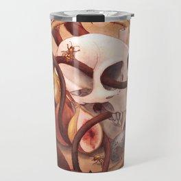 Capuchin Vanitas Travel Mug