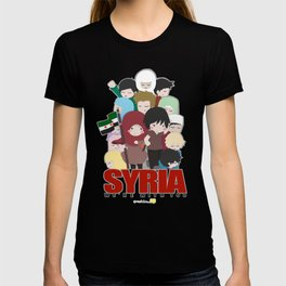 SYRIA - We're With You T-shirt