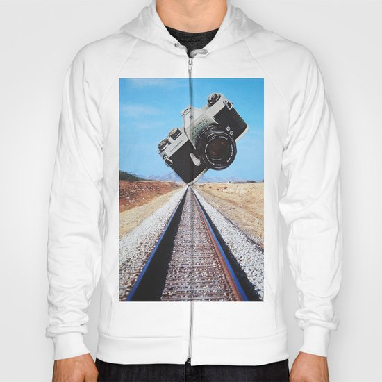 Pentax on the Tracks Hoody