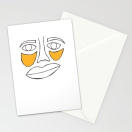 nameless Stationery Cards