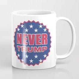 Never Trump Coffee Mug