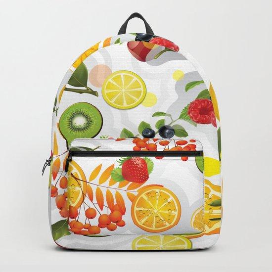 Mix Fruits V Backpack