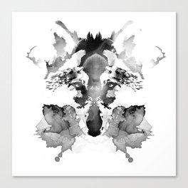 Rorschach Canvas Print