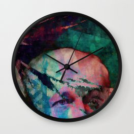 Fruitful Thought Wall Clock