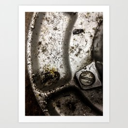 Industrial #1 Art Print