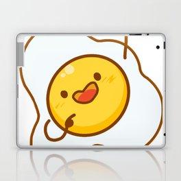 Eggs lover Laptop & iPad Skin