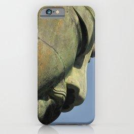 Daibutsu Buddha iPhone Case