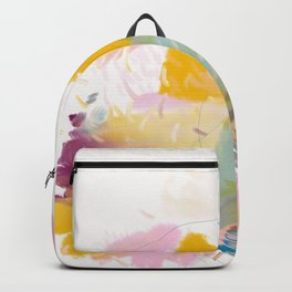 Taking Care of Oneself Backpack