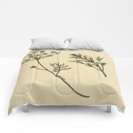 Dill Botanical Comforters