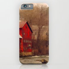 Old Red Mill iPhone 6s Slim Case