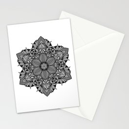 Star Mandala Stationery Cards