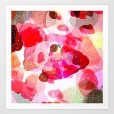 Palette Art Print