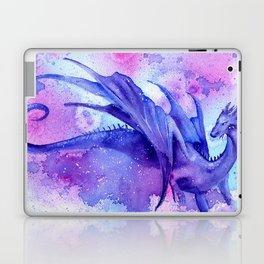 Purple Dragon Laptop & iPad Skin