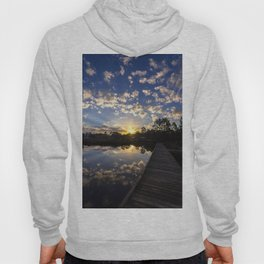 Sunrise Clouds Hoody
