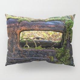 Mossy Truck Cab Pillow Sham